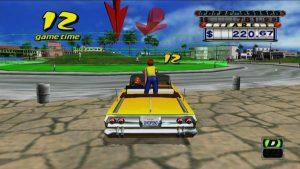 تحميل لعبة كريزى taxi 1 برابط واحد كاملة