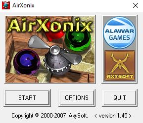 تحميل لعبة airxonix كاملة