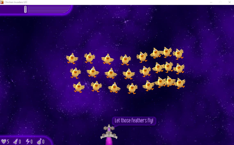 تحميل لعبة chicken invaders 6 كاملة مجانا