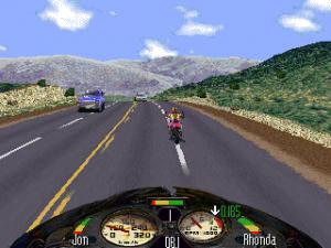 تحميل لعبة الموتوسيكلات road rash كاملة من ميديا فاير