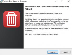 تحميل برنامج حذف فيروس الشورت كت نهائيا