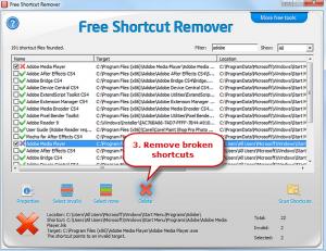 تحميل برنامج shortcut virus remover