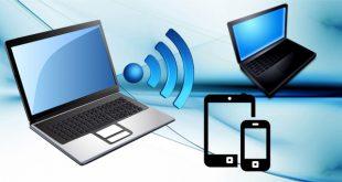 تحميل برنامج تحويل اللاب توب الى روتر wi-host 2018
