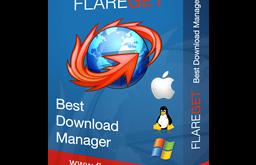 تحميل برنامج فيلرجيت flareget 2018