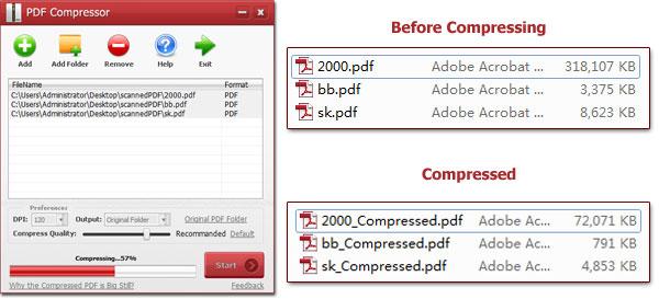 pdf compressor تحميل