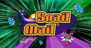 تحميل لعبة الدودة الشقية القديمة مجانا للكمبيوتر Snail Mail
