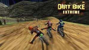 لعبة الموتوسيكلات Dirt Bike Extrem