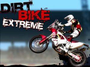 لعبة الموتوسيكلات Dirt Bike Extreme