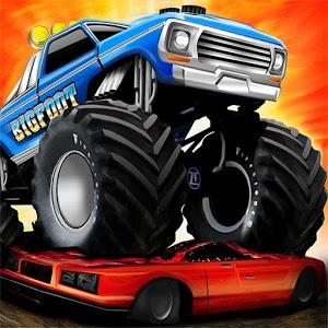 لعبة تحطيم الشاحنات Monster Truck Destruction