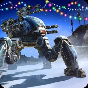 تحميل لعبة حرب الروبوتات War Robots 2018