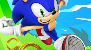 تحميل لعبة سونيك Sonic Dash 2018
