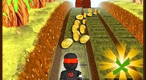 تحميل لعبة صب واي النينجا Subway Run Ninja Rush 2018