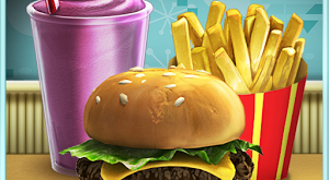تحميل لعبة طبخ البرجر Burger Shop 2018