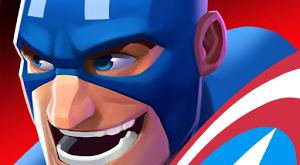 تحميل لعبة كابتن امريكا Legend Captain 2018