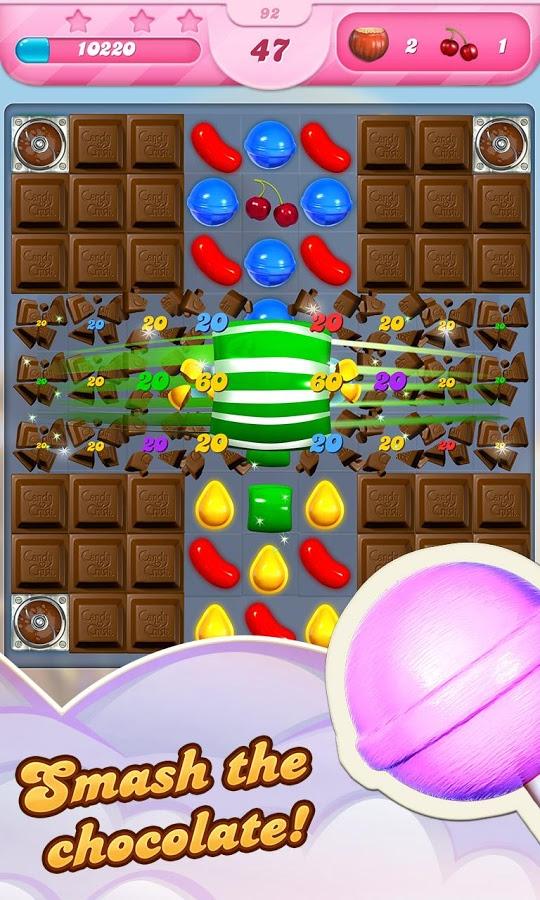 Candy Crush Saga 2018