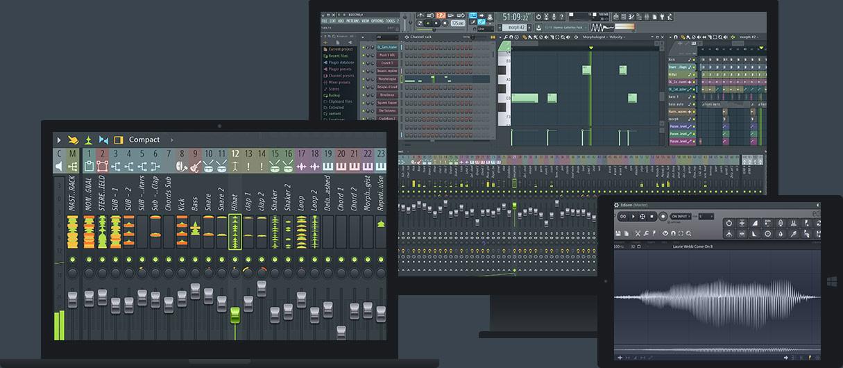 برنامج فروتي لوبس FL Studio